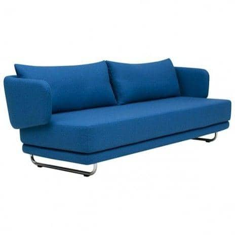JASPER, um sofá-cama moderna com um design elegante e contemporâneo - SOFTLINE
