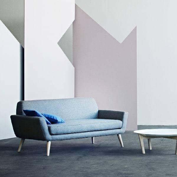 Scope un compacto y c modo sof dise ado para espacios for Sofas pequenos y comodos