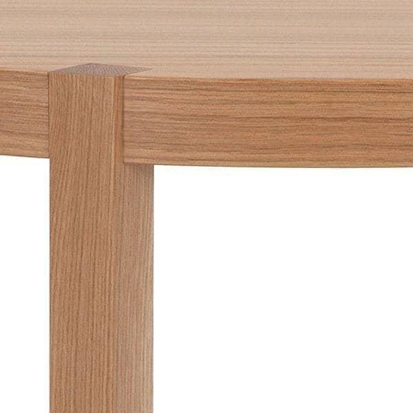 Scandiwood spisebord   lavet med flot massivt egetræ og finer, en ...