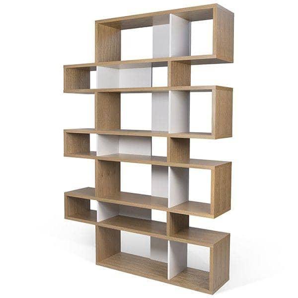 Tag res contemporaines en bois london est r versible trois dimensions plu - Etagere en bois design ...