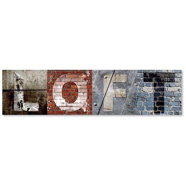 tableau graphique imprim sur toile mont sur ch ssis bois cr ation patrick durand d co et. Black Bedroom Furniture Sets. Home Design Ideas