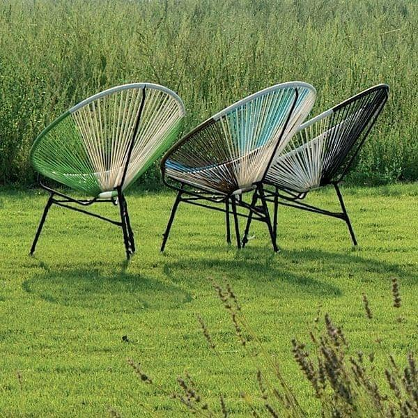 该SIXTIES扶手椅:令人难以置信的舒适性,座椅符合人体形状,柔和的颜色-装饰与设计