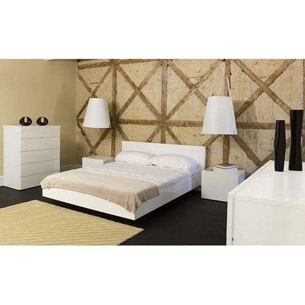 Float, en seng 153 x 200 cm, 160 x 200 cm eller 180 x