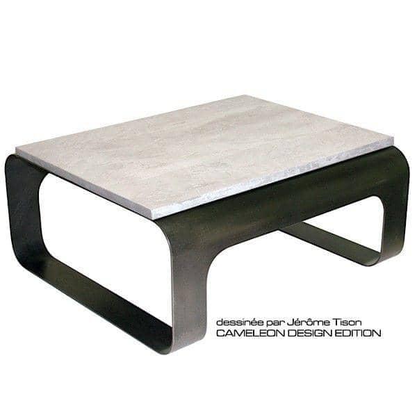 STAR - TREK, lille sofabord - en fransk skabelse - Deco og design, CAMELEON DESIGN EDITION