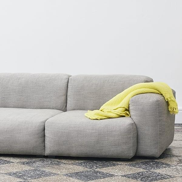 Sofa Mags Soft En Tissu Ou En Cuir Les Modules Hay