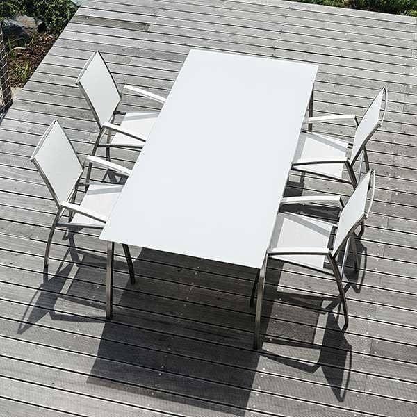 Mesa de comedor, fornix f1 por todus, intemporal, robusta, líneas ...
