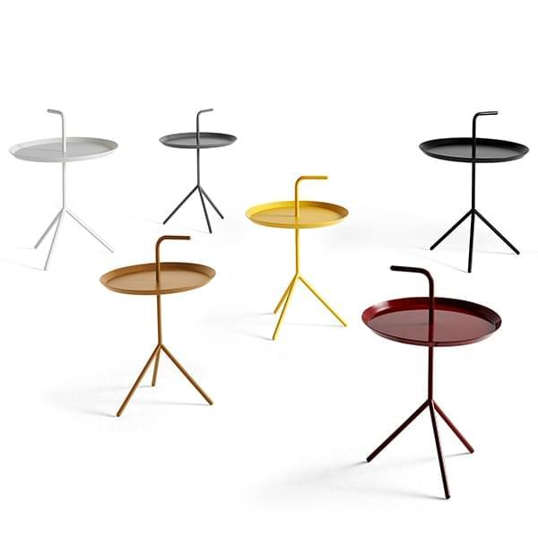A idéia por trás da mesa lateral DLM (Não me deixe) é óbvio - me trazer junto! - HAY, deco e design