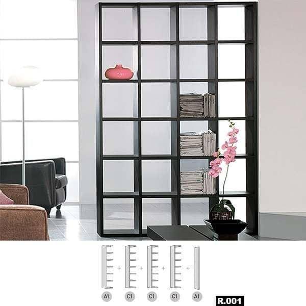 pombal diy cr ez votre syst me d 39 tag res compartiment. Black Bedroom Furniture Sets. Home Design Ideas