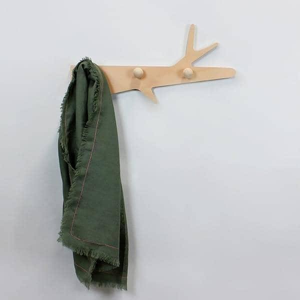 LA BRANCHE מתלה מעיל, דיקט אשור, עיצוב אקולוגי