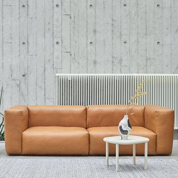Mags Sofa Soft Modules In Leather