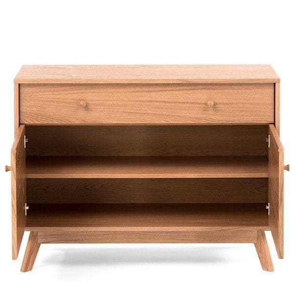 Sideboard 100 Cm ~ Kensay compact sideboard cm made in oak