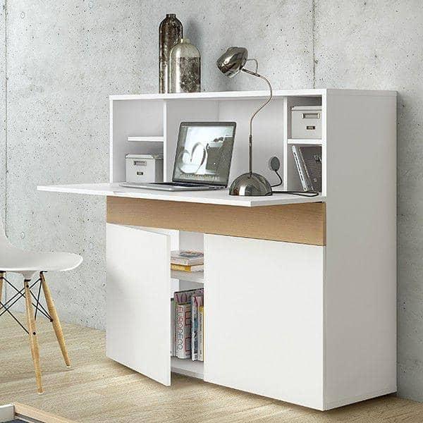 FOCUSワークステーションは、非常に実用的、そしてよく設計ホームオフィスシステムです。