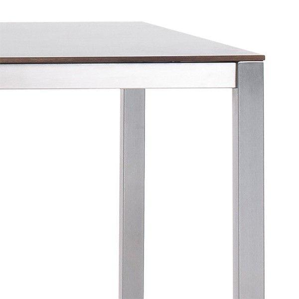 Puro mesas de comedor o mesa de café, grandes anchos versión de ...