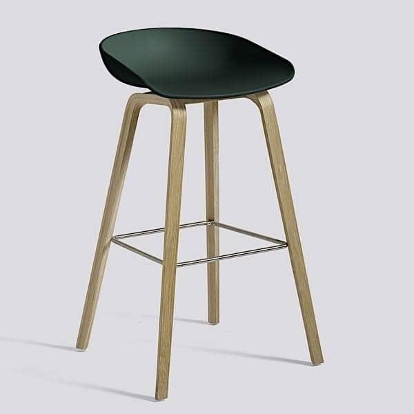 Tabouret de bar about a stool aas32 bois et - Tabouret hay about a stool ...