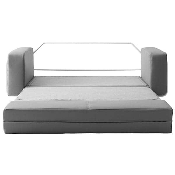 Silver un divano letto per 2 progettato per piccoli spazi - Divani letto piccoli spazi ...
