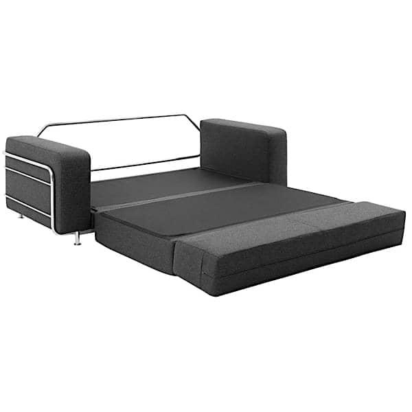 Silver un divano letto per 2 progettato per piccoli spazi - Divani per piccoli spazi ...