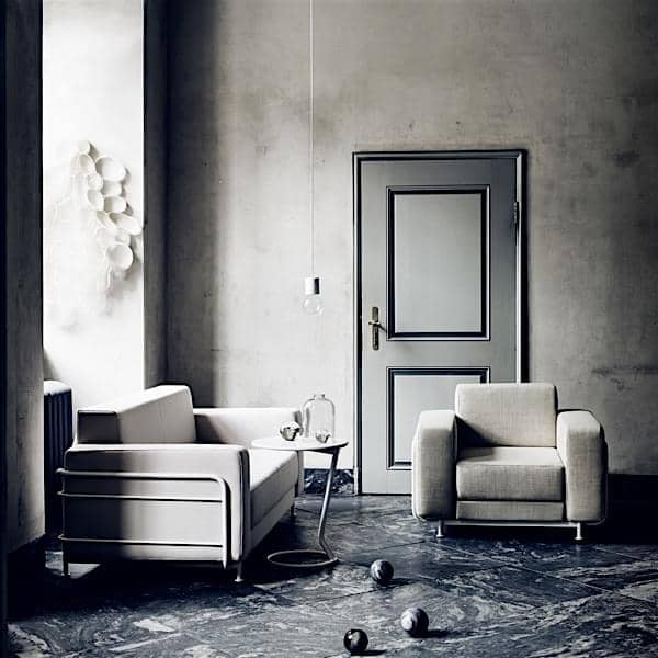 SILVER, a convertible armchair, designed for small spaces, comfortable, timeless, in true Scandinavian style