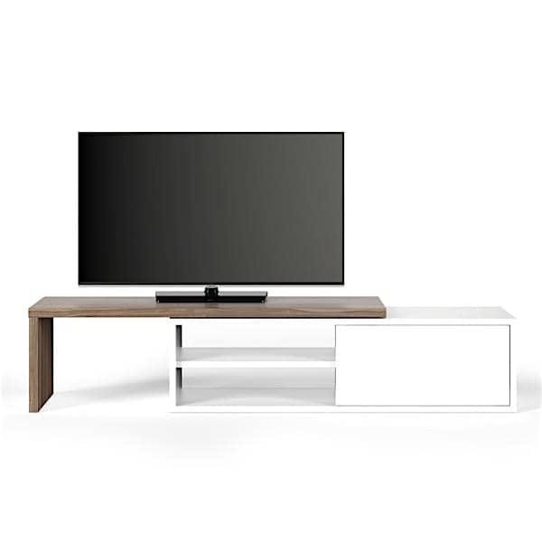 MOVE, meuble TV extensible et pivotant. TEMAHOME