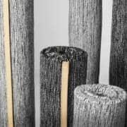 比约克在通过地毯设计室斯德哥尔摩:羊毛和棉花,皮革,高强度和甜度高贵的材料内衬