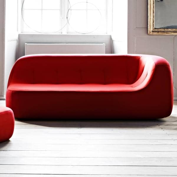 SANDコレクション、ソファ:ユニークかつ機能的な家具。 SOFTLINE