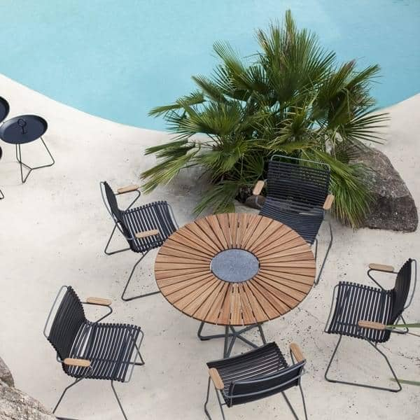 Round Dining Table Circle Houe