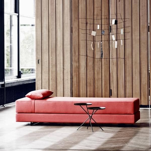 DUET, minimalist and very comfortable sofa, timeless design