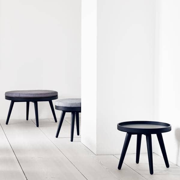 ALMA : uma poltrona, uma mesa de café, inteligente e multifuncional, por Softline