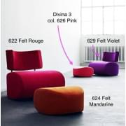 APOLLO, gyngestol, kompakt og komfort. SOFTLINE