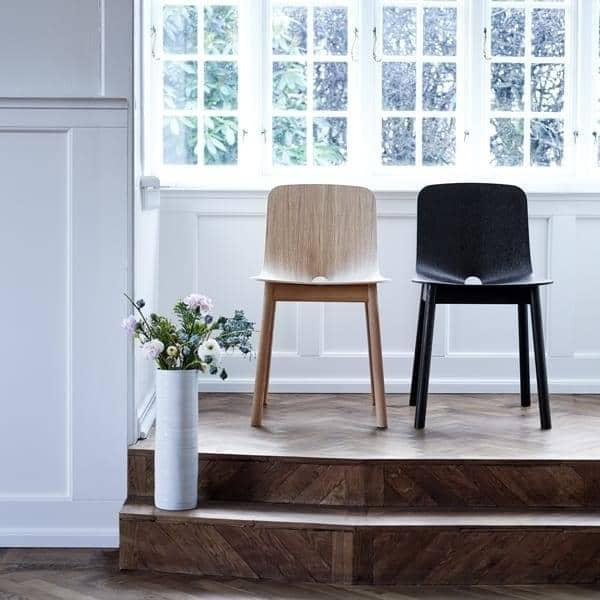 Den træstol MONO :. Når innovation og design giver et fantastisk resultat WOUD.