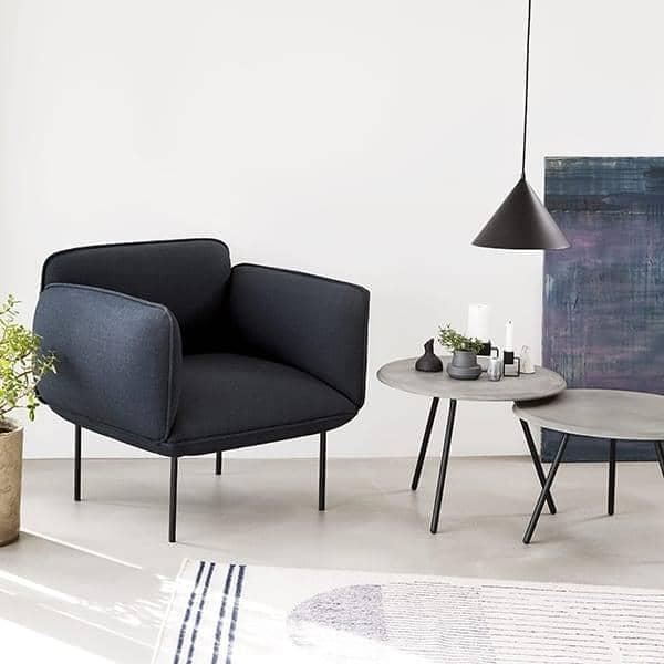 NAKKI כורסה 1 מושבים, נוחות ומודרניות. WOUD.