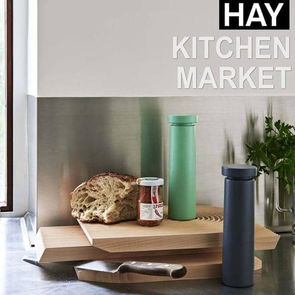 HAY KITCHEN MARKET, a functional and design collection!