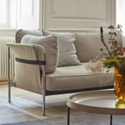 הספה CAN ידי האחים Bouroullec: 2 או 3 ספה ספה וכורסה - פונקציונלי ונוח