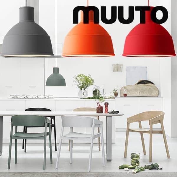 UNFOLD vedhængslampe, lavet af blødt UNFOLD materiale. Muuto