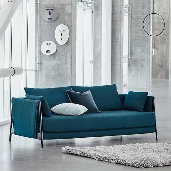 MADISON, en konvertibel sofa som inviterer deg til å slappe av.