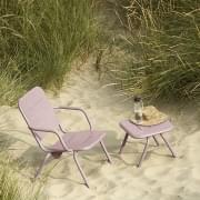 Table basse outdoor RAY, moderne et design, par WOUD