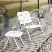 RAY outdoor coffee table, modern and design, by WOUD
