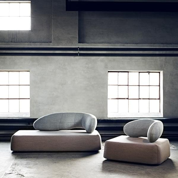 CHAT lænestol, design og trendy, af SOFTLINE