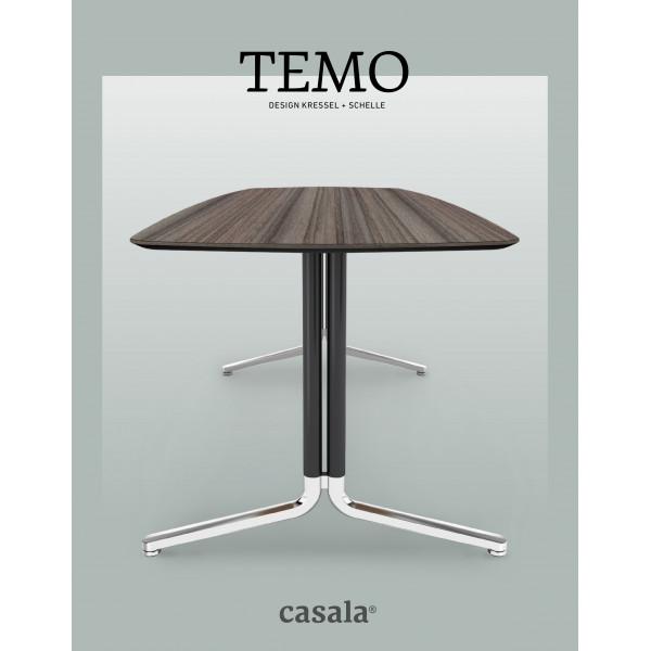 TEMO, gama de mesas topo de gama com electrificação