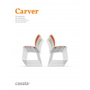 CARVER、ポリプロピレン製チェア