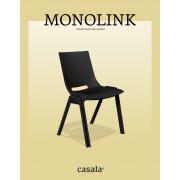 MONOLINK、積載可能チェア、明るく快適