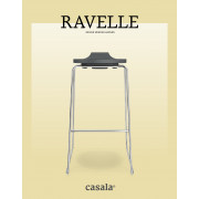 RAVELLE、デザインおよび積み重ね式ハイスツール