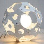 IKOSAEDER Light - det bedste af genbrug - Deco og design, CHRISTIAN LESSING