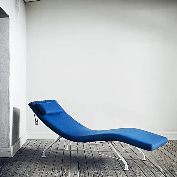 Minimalistisk og komfortabel lenestol SENSE. SOFTLINE