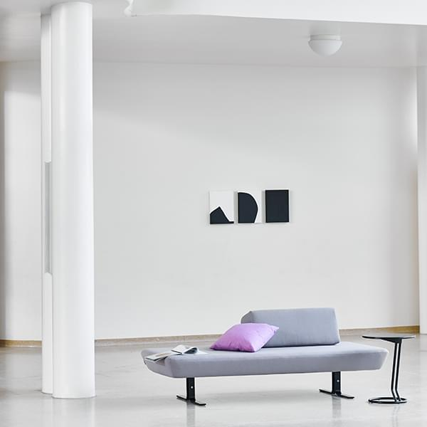 EMMA, an all-in-one bench and daybed solution