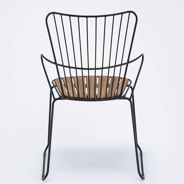 Dining chair, PAON, with character, charming, and comfortable - HOUE