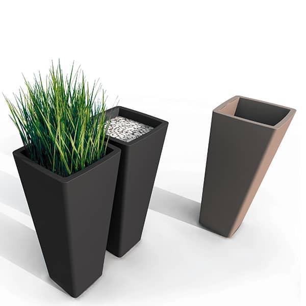ALL vaso ALL SO QUIET enfatizza all tue piante