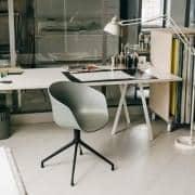 LOOP שולחן האוכל על ידי HAY הוא יפה, קל לחיות ובמחיר סביר - דקו ועיצוב