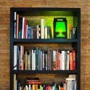 FLAMP - Schreibtisch, Nachttisch-Lampe - leicht zu bewegen - ein Licht Referenz - Deko und Design, DESIGNCODE