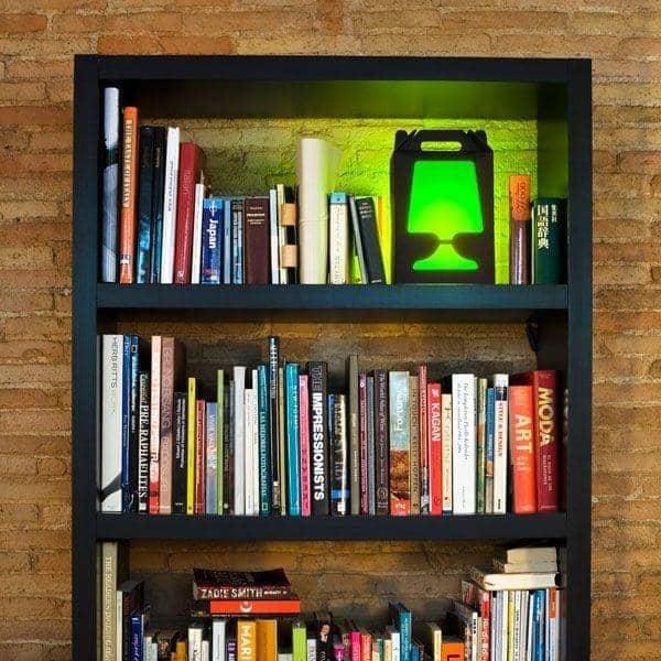 FLAMP - skrivebord, nattbordlampe - lett å flytte - en lett referanse - deco og design, DESIGNCODE