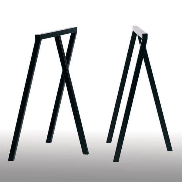 LOOP stand ramme, HAY : vakkert, lett å leve og rimelig - 2 høyder er tilgjengelig